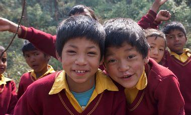 Visuel du projet Permaculture dans l'orphelinat de Kolhuwa (Népal)