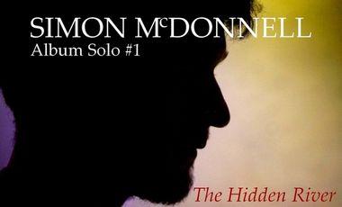 Visueel van project Simon McDonnell: Album Solo #1