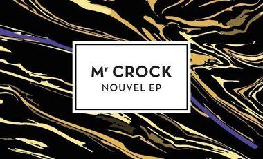 Visueel van project Mr. Crock // Nouvel Ep