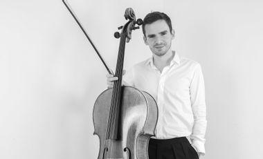 Visueel van project Un violoncelle pour Quentin