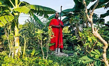 Visuel du projet Lova Lova: Mutu Wa Ngozi