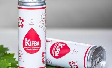 Project visual Kifsa pour une nouvelle aventure