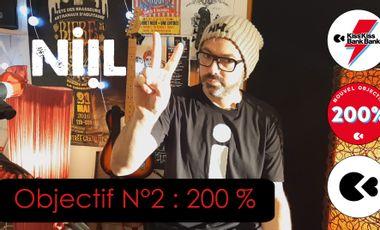Project visual Niil - Promotion de mon 1er album: Avant le vide