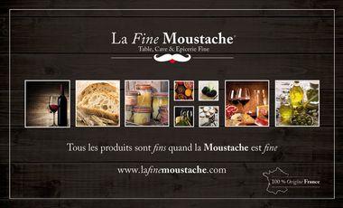 Project visual La Fine Moustache