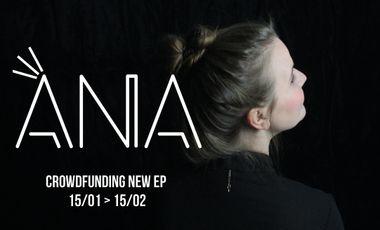 Visueel van project ANA - First EP