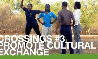 Project visual  CROSSINGS #3 - Promote cultural exchange