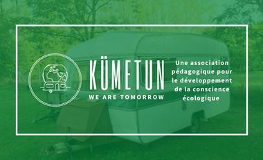Visuel du projet Kümetun : la sensibilisation aux pratiques éco-responsables