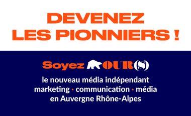 Visueel van project OUR(S) le nouveau média marketing-communication-médias en Auvergne Rhône-Alpes