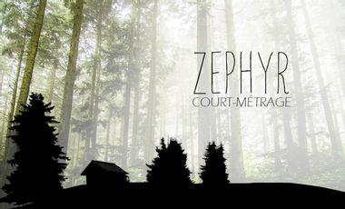 Visueel van project Zéphyr - Court-métrage