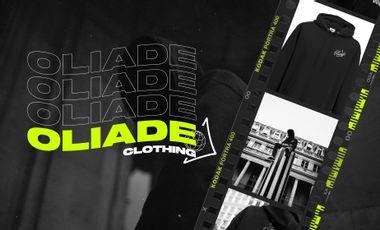 Visuel du projet OLIADE CLOTHING