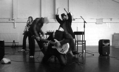 Visueel van project HECTOR Projet Cirque Théâtre Musique Live
