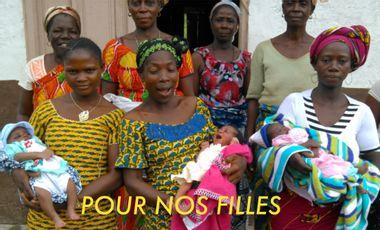 Visuel du projet Pour Nos Filles