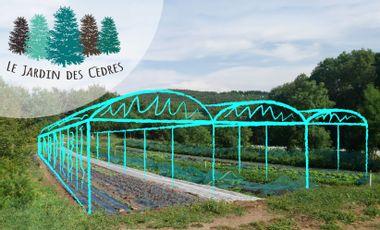 Visueel van project Un toit pour nos têtes vertes !