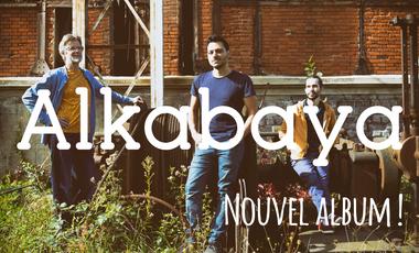 Project visual ALKABAYA // Nouvel album