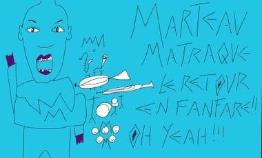 Visuel du projet Marteau Matraque / 4e album