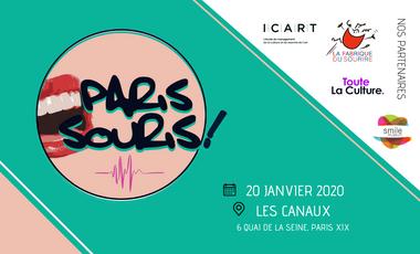 Project visual Paris Souris !