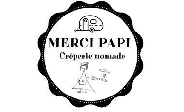 Visuel du projet MERCI PAPI ~ Crêperie nomade, Food-truck à Bruxelles