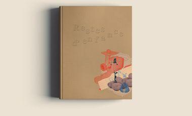 Visuel du projet Restes d'enfance...souvenirs et recettes zéro gaspi des auteurs