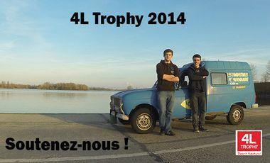 Visueel van project 4L trophy équipage Suri4