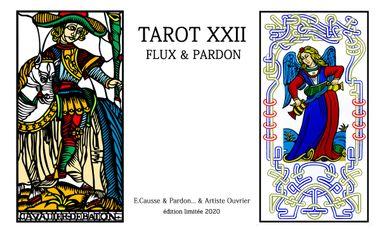 Visuel du projet TAROT XXII FLUX PARDON édition limitée