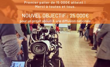 Visueel van project J'IRAI VOTER POUR NOUS - Le film