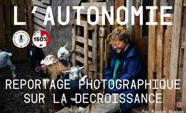 Visueel van project Reportage Photographique sur l'Autonomie
