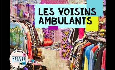 Visueel van project Les voisins ambulants - Caravane éthique et solidaire