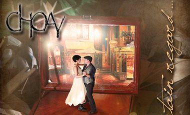 """Project visual Pressage et lancement du 1er ALBUM de CHOAY """"Un certain regard..."""""""