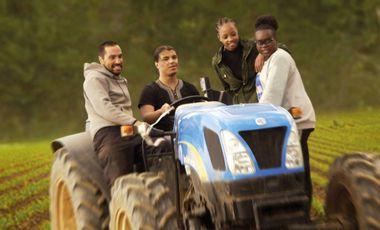 Visuel du projet DOUCE FRANCE, le film qui va raviver nos liens aux territoires !