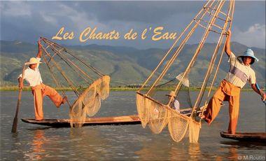 Project visual Les Chants de l'Eau - Film documentaire