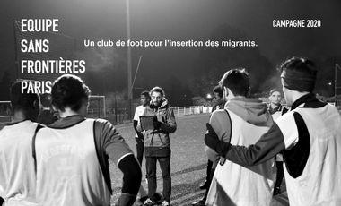 Visueel van project Equipe Sans Frontières Paris