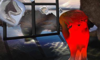 Project visual Docteur Blanche : Projet d'exposition en appartement