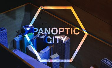 Visueel van project Plot Your City, Plot 2 : Panoptic City