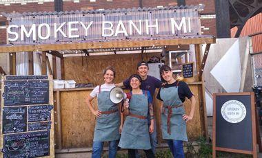 Visueel van project Smokey Banh Mi : STREET FOOD Vietnamienne à Lille !