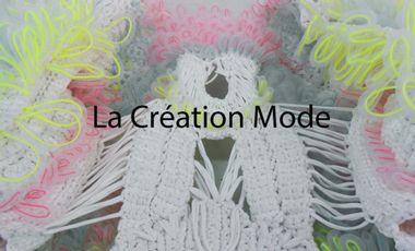 Project visual La Création Mode