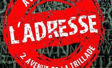 Project visual Aide pour financer un gradin pour le théâtre de l'Adresse