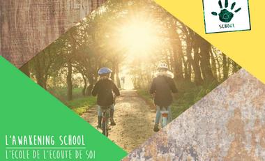 Visuel du projet Une école alternative...pas comme les autres !