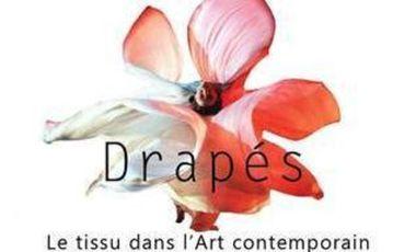 Visuel du projet Drapés Le Tissu dans l'Art Contemporain