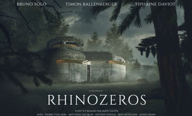 Visueel van project Rhinozeros | Devenez producteur du film !