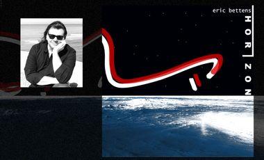 """Visuel du projet """"HORIZON"""", le  nouvel album d'Eric Bettens"""