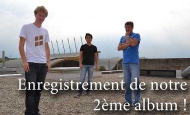 Visuel du projet Rémi Collin Trio // 2ème album