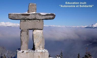 Visuel du projet Education Inuit: Autonomie et Solidarité