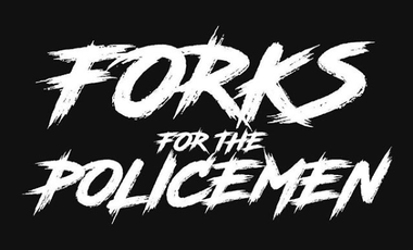 Visueel van project EP ForksForThePolicemen