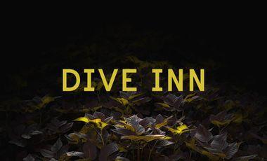 "Visueel van project DIVE INN - EP ""Half Lights"" 4 titres"