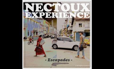 Project visual New EP NECTOUX EXPERIENCE