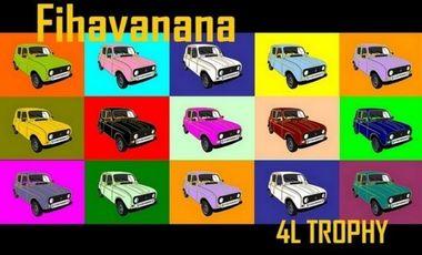 Visuel du projet Fihavanana - 4L Trophy 2014