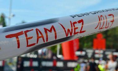 Visuel du projet La Team Wez s'envole au Canada pour l'Ironman de Mont-Tremblant !
