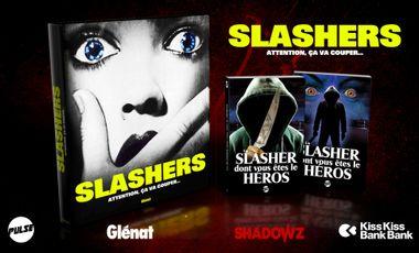 Visuel du projet Slashers : attention, ça va couper !