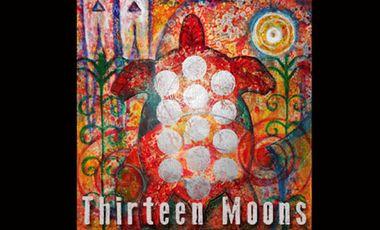 Project visual Thirteen Moons (Treize lunes)
