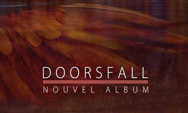 Visuel du projet Doorsfall : le nouvel album !